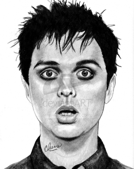 Billie Joe Armstrong by ou812cmr